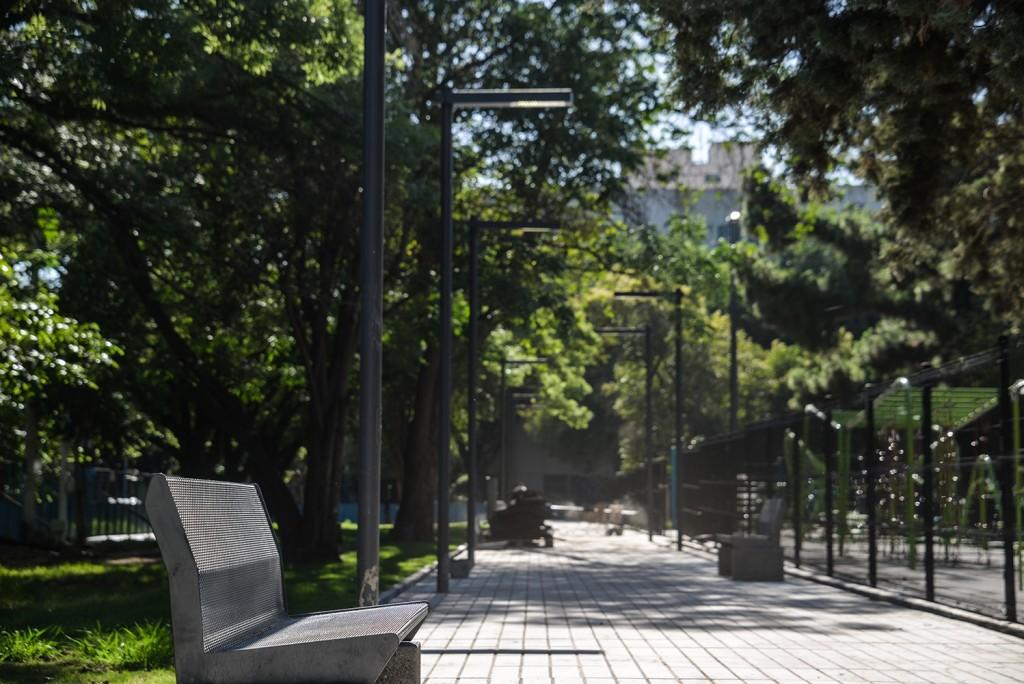 inauguración Plaza Yrigoyen 3