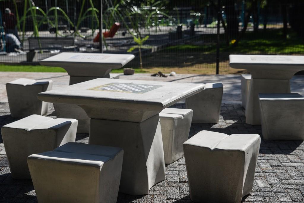 inauguración Plaza Yrigoyen 5